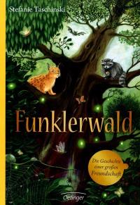 """Das Cover von """"Funklerwald""""."""